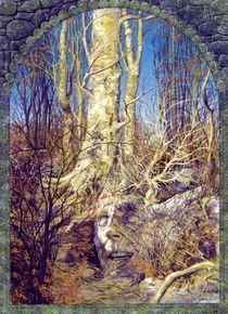 Höhlengeist von Ernst Thupten Dawa Neuhold