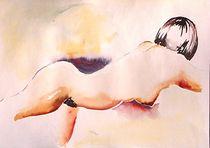 Frauenakt by Theodor Fischer