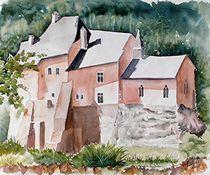 Bourglinster von Theodor Fischer