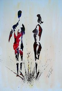 'Paar' von Theodor Fischer