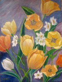 Tulpen von Anna Tabor