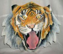 Tiger von Anna Tabor