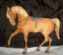 Pferd by Anna Tabor
