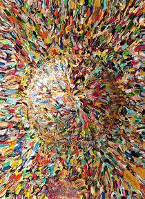 Meteorit von Künstler Ralf Hasse