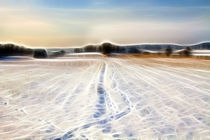 Winter Impression von fotokunst