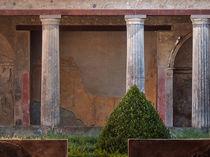 Antiker Schauplatz von fotokunst