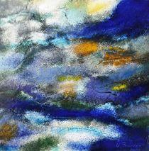 Abstrakt by Ursula Besuden-Loesken