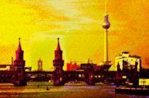 Berliner Welten XVIII von gnubier