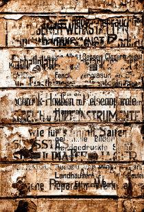 Zeitzeuge / Contemporary witness by gnubier