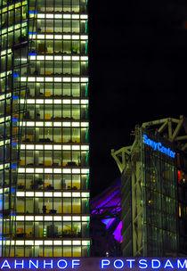 Berliner Welten IX -Potsdamer Platz von gnubier