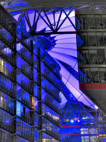 Berliner Welten XV - Sony Center by gnubier