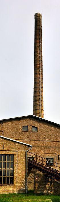 Alte Fabrik von gnubier