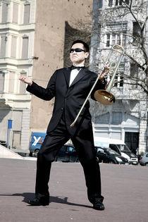 trombon artist by Baris Aydin