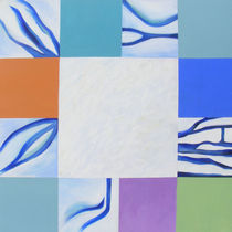 The Blue Colour Mile von svenja bary