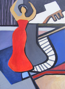 Las Flamencas nr.1 by svenja bary