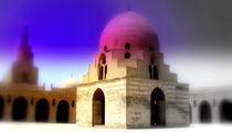 Innenhof der Moschee by svenja bary