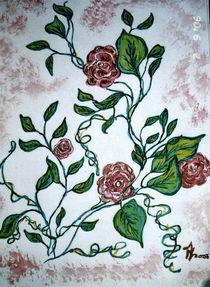 Blumen by Anna Luckie
