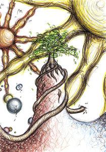 Lebensbaum II von susann