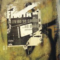 Grafitti Plakat von Iris Kaschl