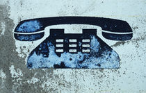 Telefon by Iris Kaschl