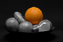 Orange by vhwdigitalart