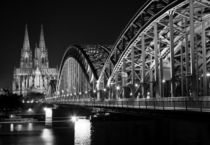 Cologne in BW by scphoto