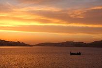Malerischer Sunset by scphoto
