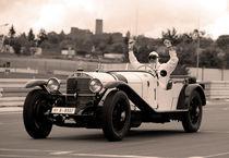Mercedes S auf dem Nürburgring von Thomas Frey