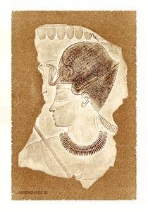 Amenophis III von Gabriele Pomykaj