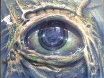 Auge blau von andreas hella
