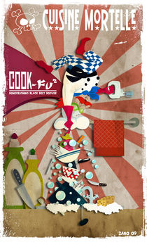 Cook-Fu II von Christian Zanotelli