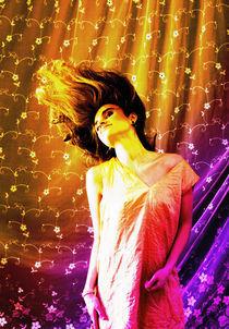 Feuerfrau I by amelierauschenbach