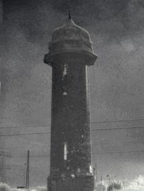 Dunkler Turm by amelierauschenbach