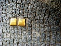 Das Gold liegt auf der Strasse by amelierauschenbach