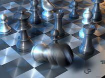 Schachmatt by Hubertus Reuber