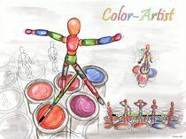 Color Artist by Hubertus Reuber