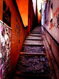 Seitenstraße von Jennifer Skiebe