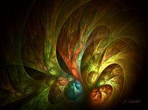 Lichtmembranen by Andrea Rausch