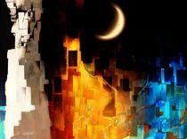 Medina Nights No3 von Andrea Rausch