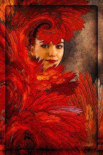 Fireborn von Andrea Rausch
