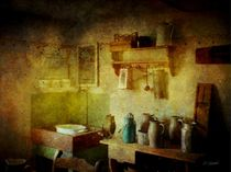 Grandma's Kitchen by Andrea Rausch