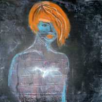 Girl by Walli Gutmann