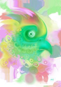 Paradiesvogel by Martina Rathgens