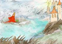 la principessa,il gatto e il suo castello by seiltaenzerin