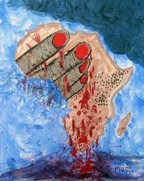 Hände weg von Afrika by mago