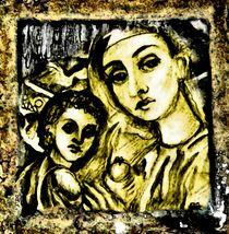 Ave Maria II by Lajos Polgar