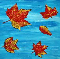Herbstblätter von Susanne Klein