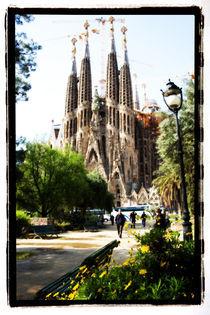 La Sagrada Familia von martina braun-rodmann
