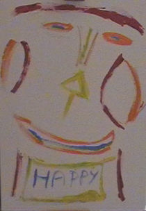 Happy Face by Elvis Altherr