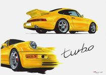 Porsche 911 (964) Turbo S Leichtbau von rdesign